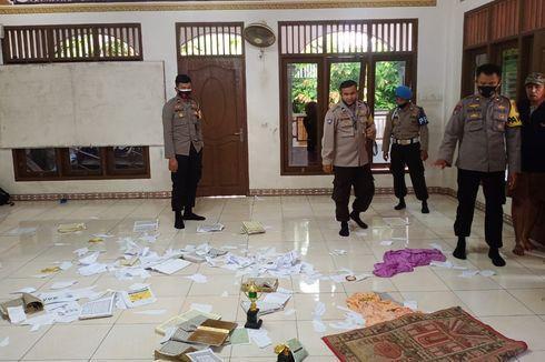 Tak Ada CCTV, Polisi Sulit Ungkap Kasus Surau Diacak-acak di Padang Pariaman