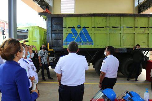 Rusak Infrastruktur hingga Negara Rugi Rp 43 Triliun, Truk ODOL Ditertibkan Kemenhub