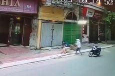 Jatuh dari Balkon Lantai 1, Bocah 4 Tahun Ini Diselamatkan Pengguna Jalan
