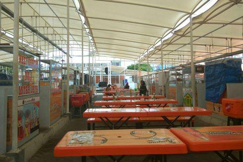 Lokbin Kota Intan Sepi, PKL Diminta Jual Makanan yang Lebih Bervariasi