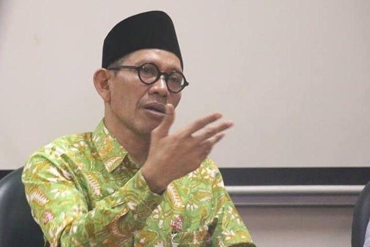 Ketua Pengurus Harian Tanfidziyah PBNU Robikin Emhas.