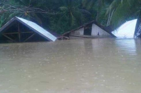 Dua Korban Banjir Bandang Cianjur Belum Ditemukan