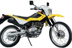 Suzuki DR200S, Penggaruk Tanah dan Aspal