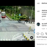 Kecelakaan di Persimpangan Gresik, Bukti Lampu Merah Belum Dianggap