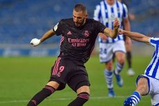 Susunan Pemain dan Link Live Streaming Real Betis Vs Real Madrid