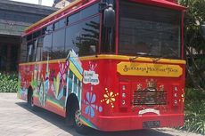 Mau Keliling Surabaya Gratis? Cek Jadwal dan Rute Bus Ini..