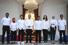Menilik Latar Belakang Pendidikan 7 Staf Khusus Milenial Jokowi...