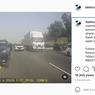 Video Pajero Sport Minta Jalan Pakai Strobo dan Sirene di Tol