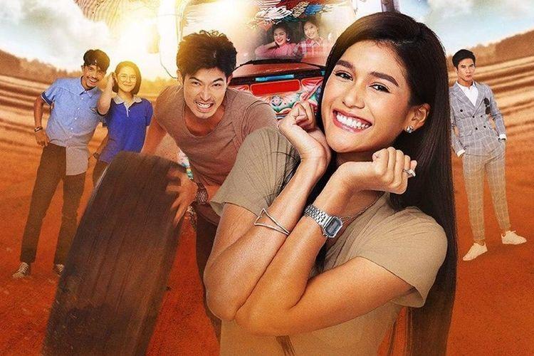 Poster Drama Thailand 10 A.M. Love