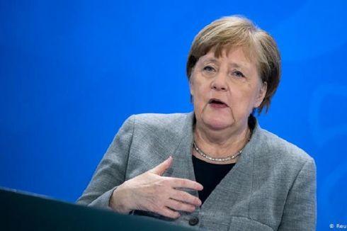 Kanselir Angela Merkel Peringatkan Jerman akan Masa Sulit Hadapi Pandemi