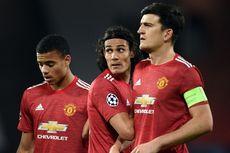 Manchester United Tersingkir dari Liga Champions, Maguire: Kami Sudah Berusaha