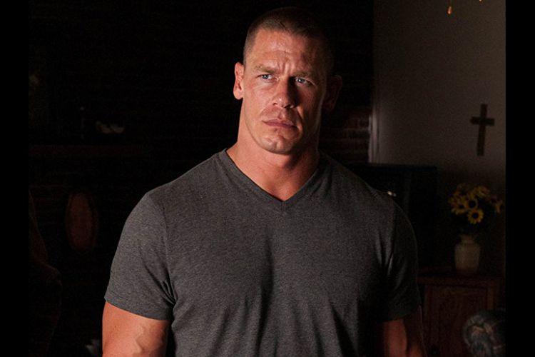 John Cena berakting daalam The Reunion (2011)