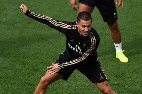 Lagi, Real Madrid Tanpa Eden Hazard pada Awal Musim