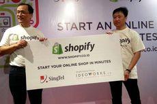 Jualan Online Lebih Mudah dengan Shopify