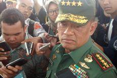 Panglima TNI Sebut Kabar Rizieq Shihab Dipukul Kostrad
