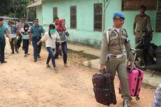 2 Lokalisasi di Kepri Ditutup, 56 PSK Dipulangkan ke Kampung Halaman