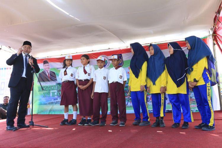 Mendes PDTT Eko Putro Sandjojo meminta pemanfaatan dana desa di Provinsi Bengkulu mesti difokuskan untuk kegiatan peningkatan perekonomian desa