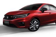 Honda City Terbaru Mesin 1.0 L Turbo, Siap Masuk Indonesia?