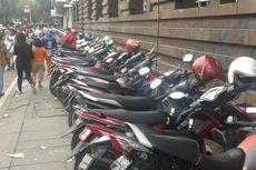Polda Metro Dukung Peraturan Pemprov DKI soal Parkir Liar