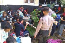 Polisi Tak Menahan 71 Siswa SMK yang Hadang Truk demi Liburan ke Borobudur