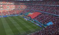 Laga Euro 2020 Hongaria vs Portugal Stadion Penuh Penonton, Kok Bisa?