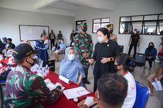 Ketua DPR Puan Maharani Pilih Awasi Vaksinasi di Pemukiman Padat Penduduk