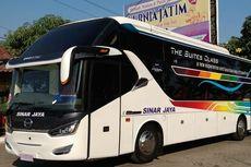 Pilihan Bus AKAP dan Pariwisata dengan Layanan Suites Class