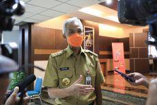 Ganjar Minta Kepala Daerah di Jateng Kawal Percepatan Vaksinasi Covid-19