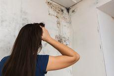 Tips Mengeringkan Dinding yang Basah akibat Kebocoran