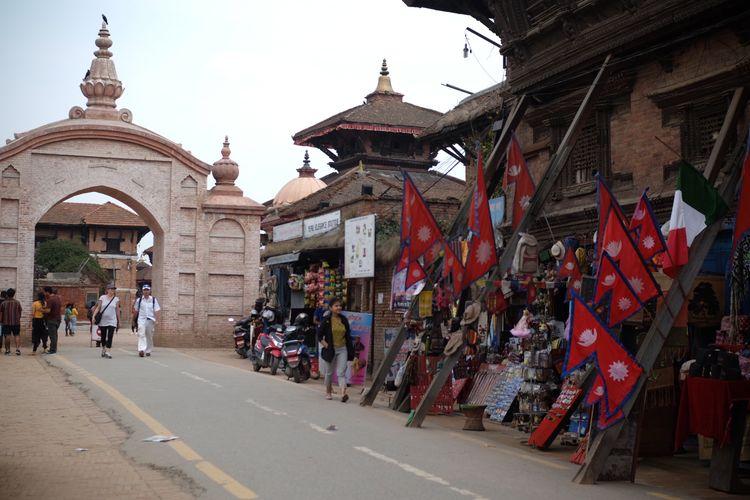 Bhaktapur, Nepal.