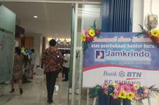 Perkuat Layanan UMKM, Jamkrindo Resmikan Kantor Cabang Baru di Kupang