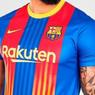 Barcelona Akan Pakai Seragam Spesial untuk El Clasico Jilid II