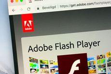 Sejarah Adobe Flash yang Berhenti Beroperasi Mulai 1 Januari 2021