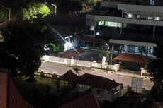 Pukul 22.45 WIB, Sterilisasi Palmerah Selatan Berakhir