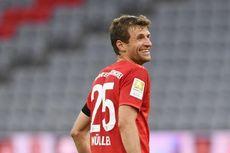PSG Vs Bayern, Puja-puji untuk Thomas Mueller dan Manuel Neuer