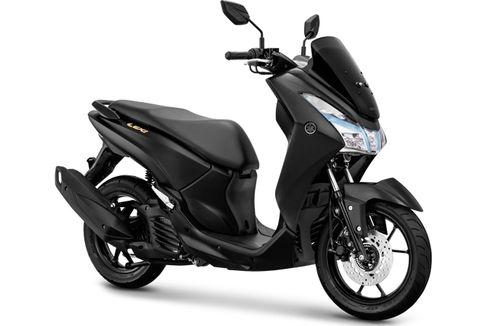 Harga Skutik 110-125cc Maret 2021, Yamaha Lexi Naik Rp 2,6 Juta