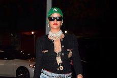 Intip, Mewahnya Gaya Rihanna saat Belanja Bahan Makanan