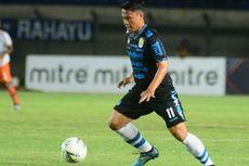 Pemain Persib Bandung Tanggapi Penghentian Kompetisi Liga 1 2020