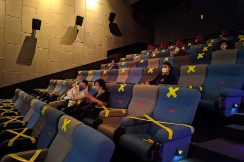 Bioskop Dibuka Kembali, Sandiaga Pastikan Kebersihan dan Kenyamanannya