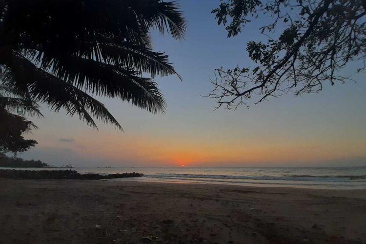 Pantai Anyer, Serang, Banten