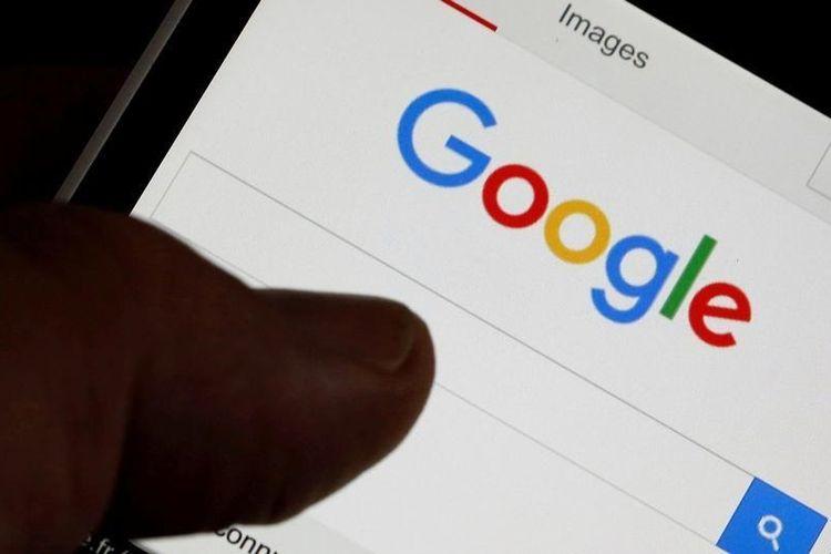 ilustrasi Logo Google