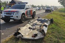 11 Kali Kecelakaan di Tol Cipali dengan Model Pindah Jalur Berlawanan
