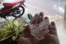 Fenomena Hujan Es di Baturraden yang Hebohkan Warga, Ini Penjelasannya