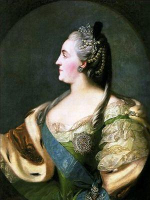 Catherine II. (Live Science/public domain)