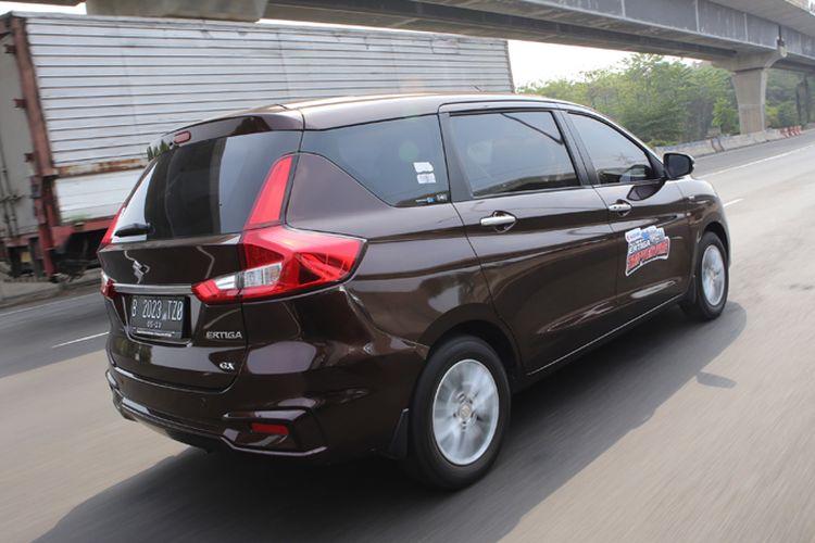 Uji Irit All New Suzuki Ertiga
