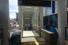 Pengamat Menilai Akses Pedestrian ke MRT Jakarta Masih Berantakan