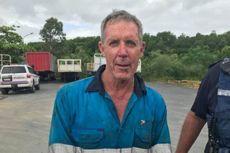 Hindari Serangan Buaya, Seorang Pria Sembunyi 20 Jam di Pohon Mangrove