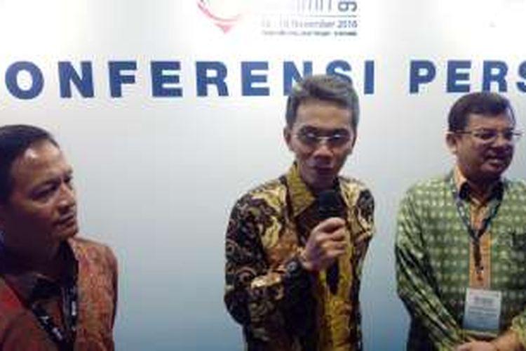 Wakil Kepala Migas MI Zukrillah di Solo, Rabu (16/11/2016)