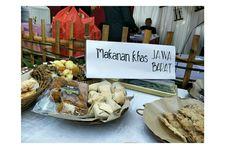 TPS di Depok Ini Sediakan Makanan Tradisional untuk Warga Pemilih