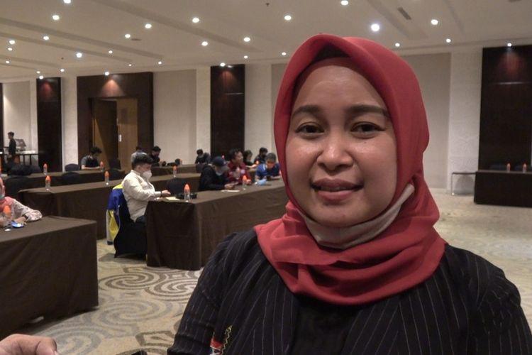 Komisioner KPU Makassar, Endang Sari